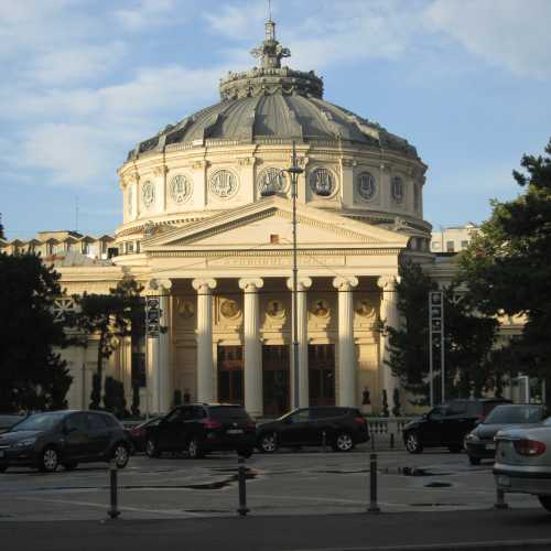 Romanian Athenaeum, Romania