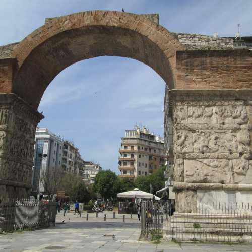 Arch of Galerius and Rotunda, Greece