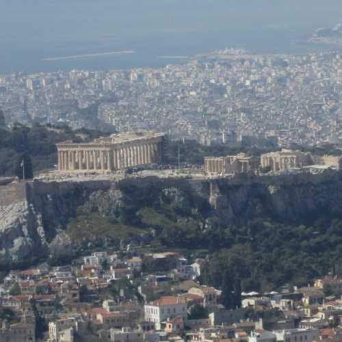 Акрополь в Афинах, Greece