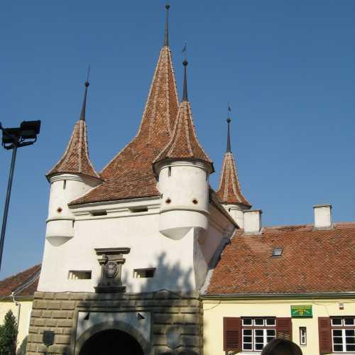 Городские ворота в Брашове, Romania