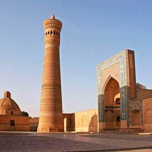 Po-i-Kalyan, Uzbekistan