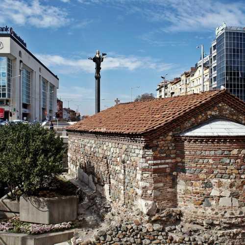 София, церковь Св. Петки Самарджийской