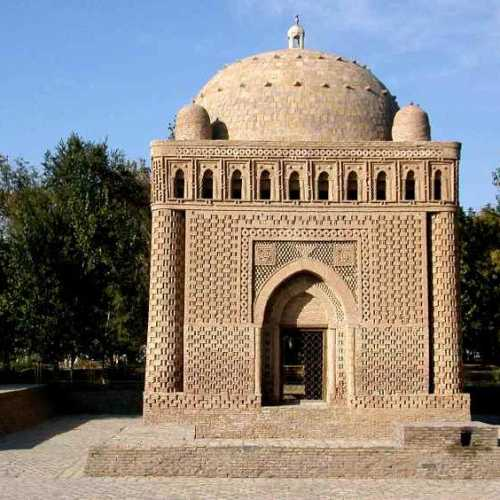 Samanid Mausoleum, Uzbekistan