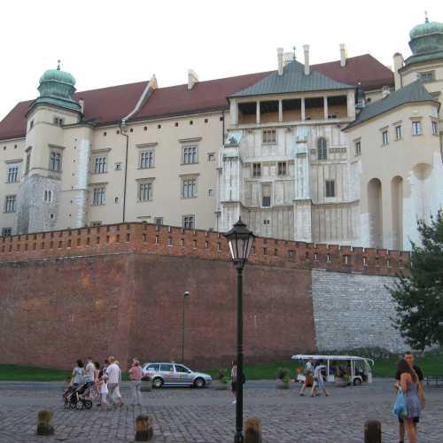 Королевский дворец на Вавеле в Кракове, Польша
