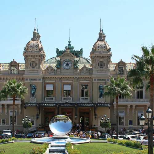 Казино в Монте-Карло, Monaco