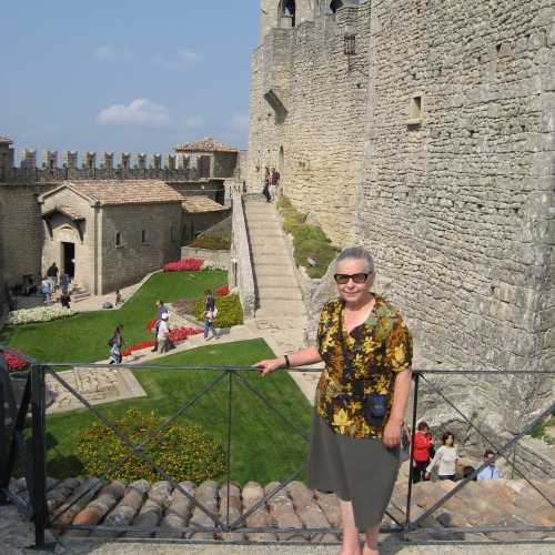 Замок Гуаита, San Marino