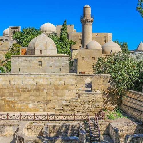 Palace of the Shirvanshahs, Azerbaijan