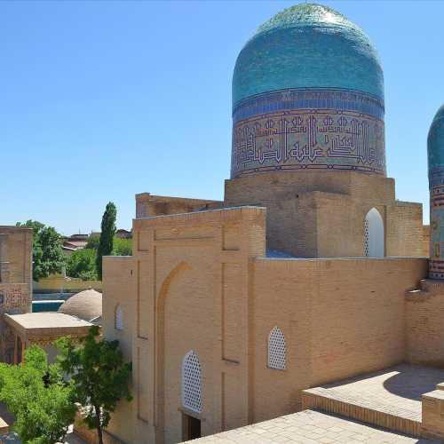 Шахи Зинда в Самарканде, Uzbekistan