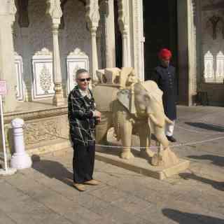 Гордской дворец в Джайпуре