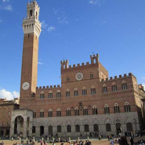 Siena City Hall, Italy