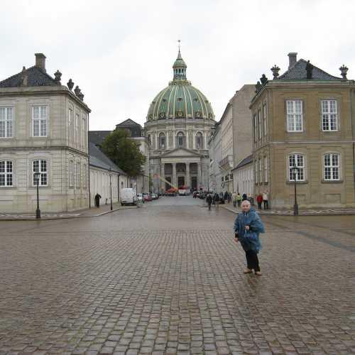 Амалиенборг, Дания