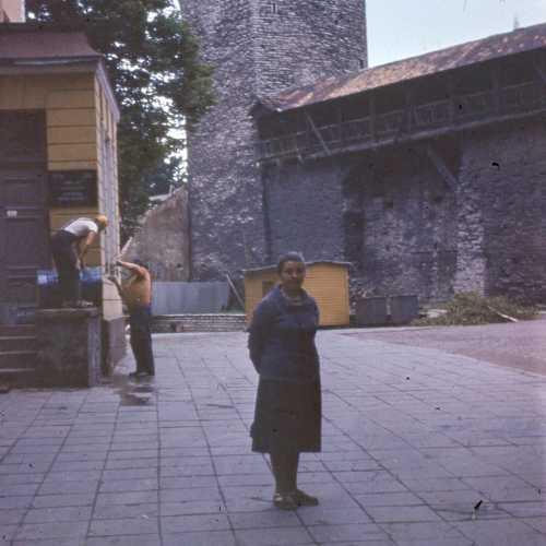 В Турайском замке