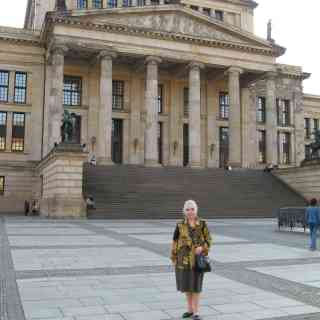Площадь Жандарменмаркет в Берлине