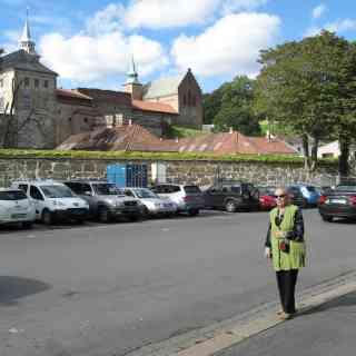 Замок и крепость Акерсхус