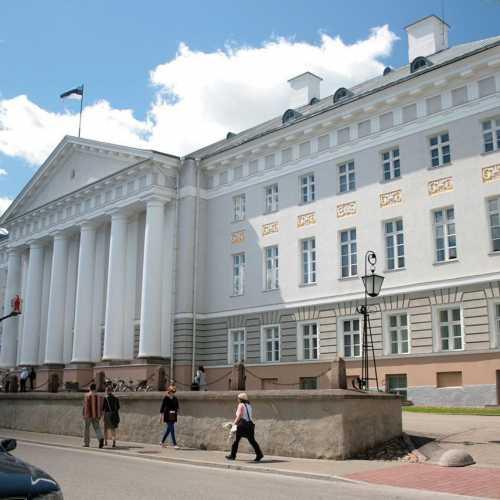 Тартуский Государственный Университет, Estonia