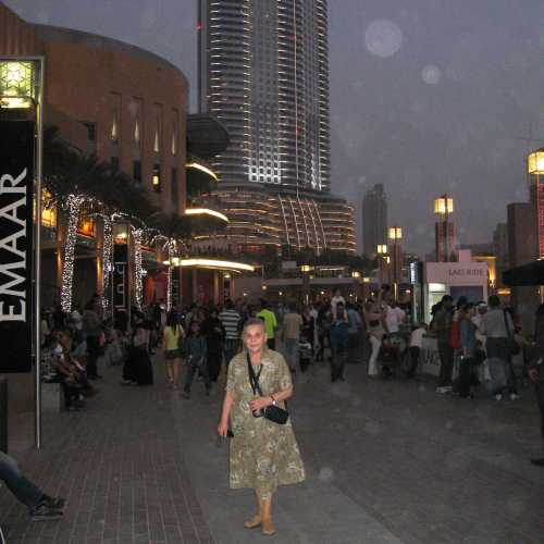 Торговый центр Дубай Молл, О.А.Э.