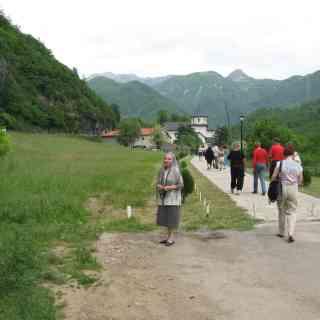 Ущелье Морача