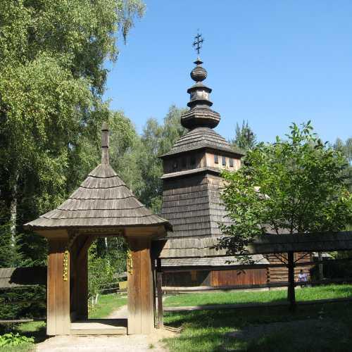 Музей нардной архитектуры и быта во Львове, Украина