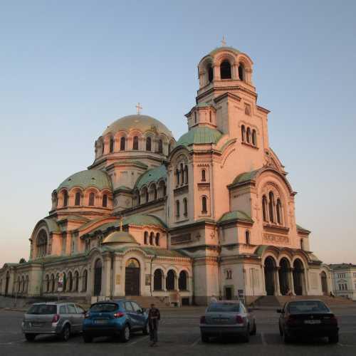 Патриарший кафедральный собор Св. благоверного князя Александра Невского, Болгария