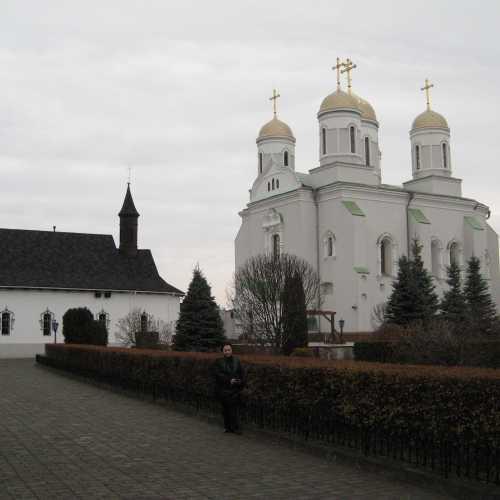 Зимненский Святогорский Свято-Успенский женский монастырь, Украина