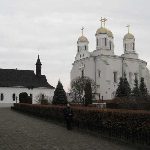 Зимненский Святогорский Свято-Успенский женский монастырь, Ukraine