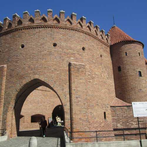 Барбакан Варшавской цитадели, Poland