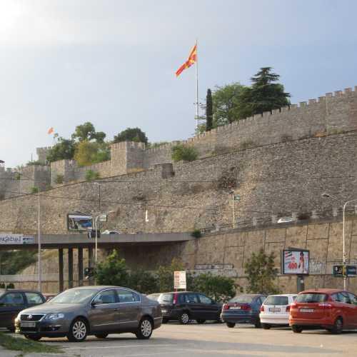 Крепось Кале в Скопье, Македония