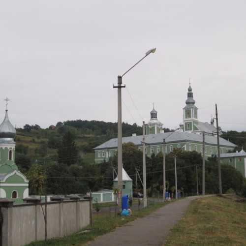 Свято-Николаевский женский православный монастырь, Украина