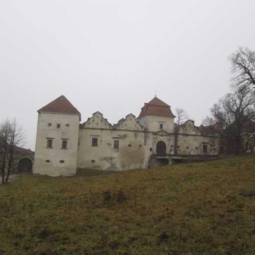 Свиржский замок, Ukraine