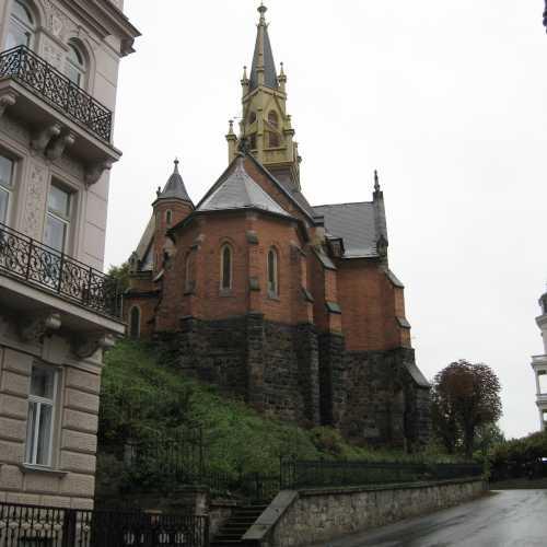 Церковь Ап. Луки в Карловых Варах (англиканская), Czech Republic