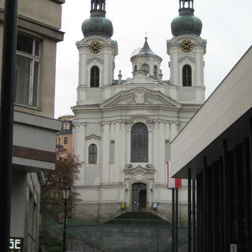 Костёл Св. Марии Магдалины в Карловых Варах