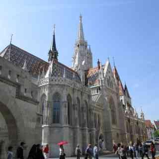 Собор Св. Матиуша в Будапеште