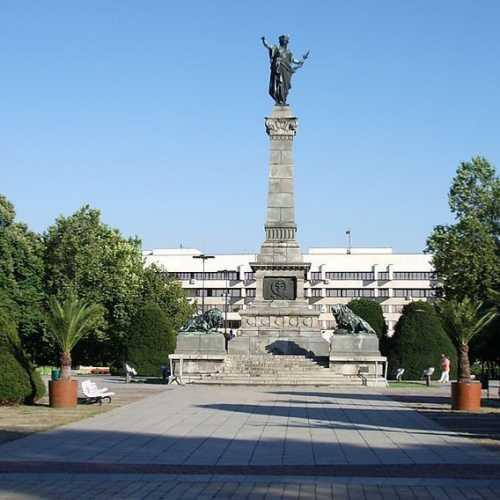Памятник Свободы в Русе, Bulgaria