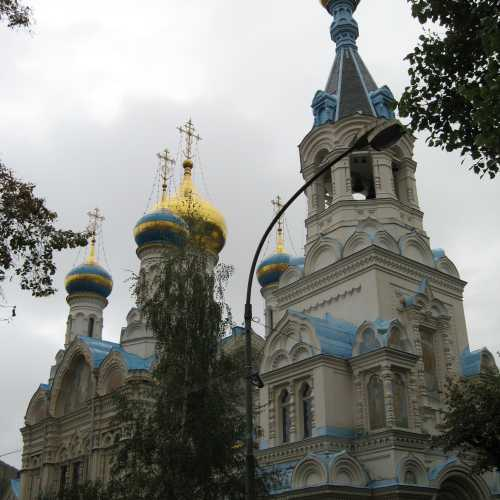 Церковь Апп. Петра и Павла в Карловых Варах (православная), Чехия