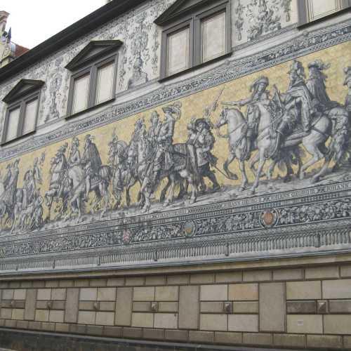 Дрезден «Шествие князей»