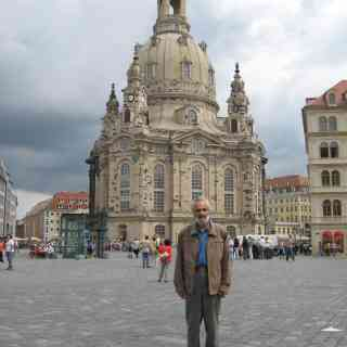 Дрезден Фрауэнкирхе
