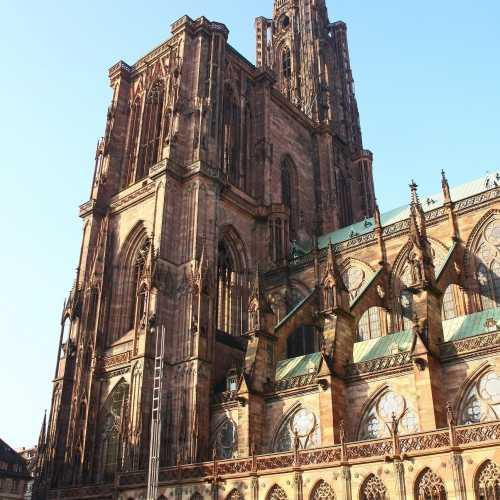 Страсбург, «Розовый Ангел» — кафедральный собор Нотр Дам