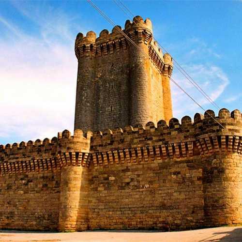 Крепость Рамани, Азербайджан