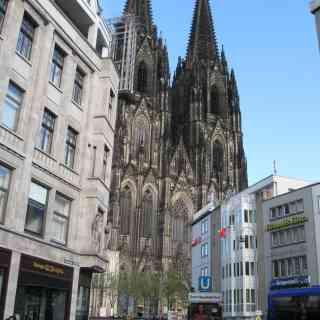Кёльнский римо- католический кафедральный собор