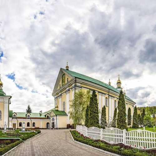 Кременецкий женский Богоявленский православный монастырь, Ukraine
