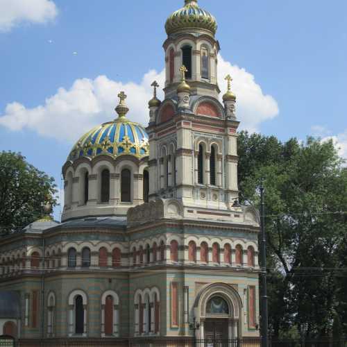 Православный собор Александра Невского  в Лодзи, Польша