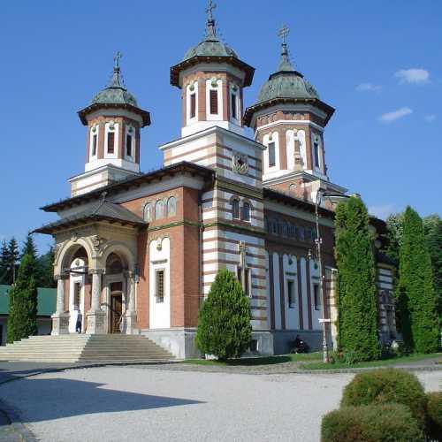 Монастырь Синая, Румыния