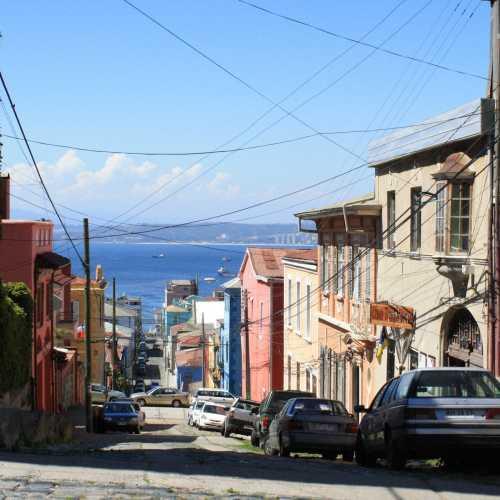 Чли. Вальпараисо — дорога к морю…