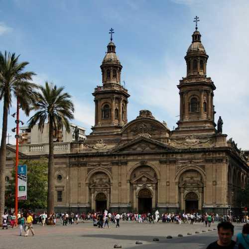 Собор Успения Пресвятой Богородицы в Саетьяго, Чили
