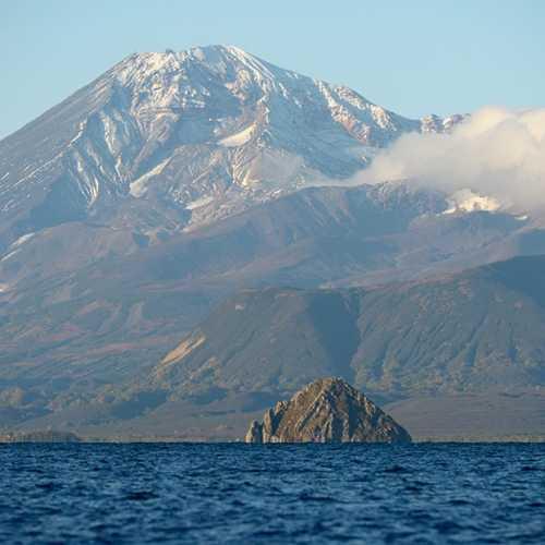 Вулкан Алаид, Russia