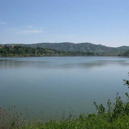 Озеро Младост в Велесе, Македония