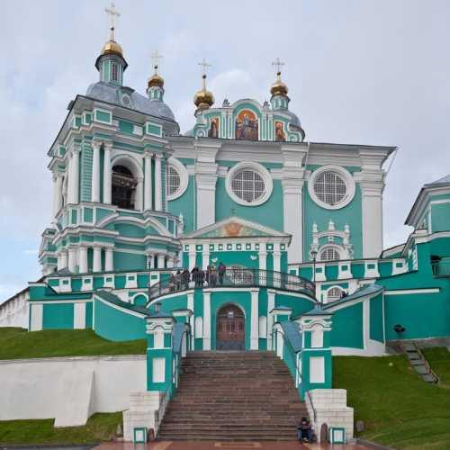 Кафедральный Успенский собор в Смоленске, Russia