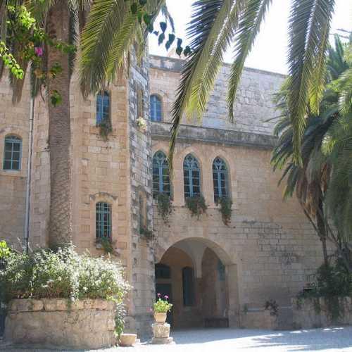 Бенедектинский монастырь Воскресения в Эммаусе, Palestine