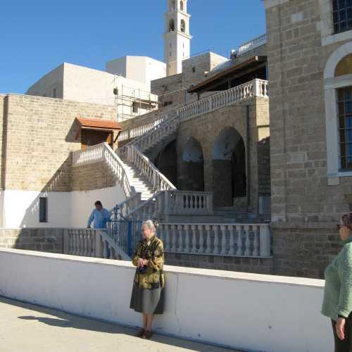 Церкви Святого Петра и Праведной Тавифы в Яффо, Израиль