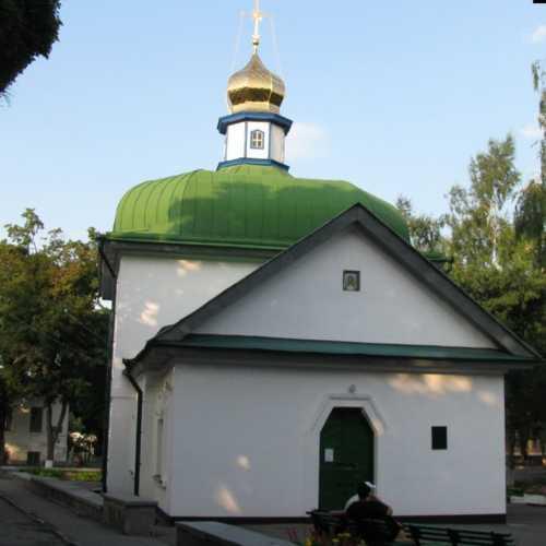Спасская церковь в Полтаве, Украина